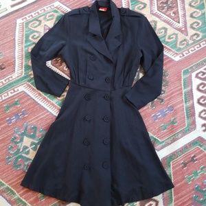 Vintage Ivy Impressions Dress